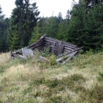 Bacówka na polanie Pod Magurki