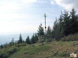Zachodni szczyt Lubania (1211 m n.p.m.)