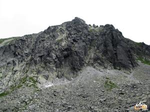 Szczyrbski Szczyt (2381 m n.p.m.)