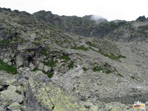 Grań Furkotu (Furkotsky štít) 2404 m n.p.m.