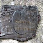 Cmentarz Symboliczny podOsterwą - Otakar Štáfl iVlasta Štáflova