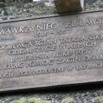 Cmentarz Symboliczny podOsterwą - Wawrzyniec Żuławski