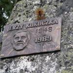 Cmentarz Symboliczny podOsterwą - Jerzy Kukuczka