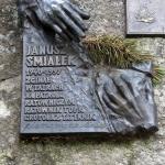 Cmentarz Symboliczny podOsterwą - Janusz Śmiałek