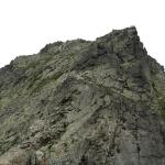 Podejście pod szczyt Koprowego Wierchu