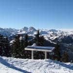 Panorama Alp z Reiteralm