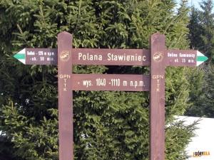 Polana Stawieniec
