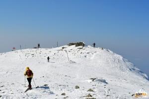 Szczyt Babiej Góry (Diablak) 1725 m