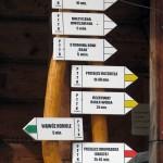 Szlaki turystyczne z centrum Jaworek