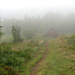 Bacówka na Polanie Skalne pod Jasieniem 1062 m