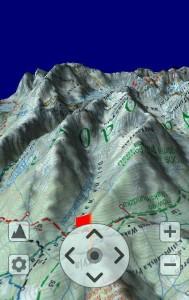 SeeMap 3D - otoczenie Doliny Waksmundzkiej