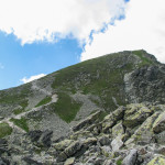Rohacz Płaczliwy (słow. Plačlivý Roháč, 2125 m)