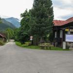 Tatranska Javorina - początek szlaku