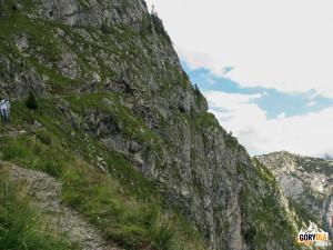 Ścieżka z Cellonschulter