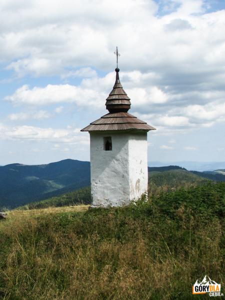 Bulandowa Kapliczka naJaworzynie Kamienickiej