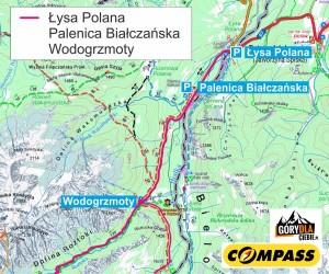 Szpiglasowa mapa 1
