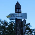 Żółty szlak na Halę Gąsienicową przez Dolinkę Jaworzynki