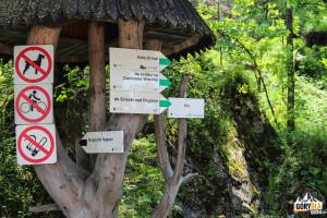 Kiry - wejście do Doliny Kościeliskiej