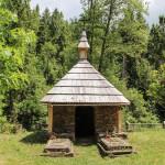 Kaplica grobowa przy grobach Klary i Franciszka Stroińskich