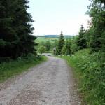 Droga rowerowa z Beniowej do Bukowca