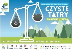 Czyste Tatry 2016 plakat 11