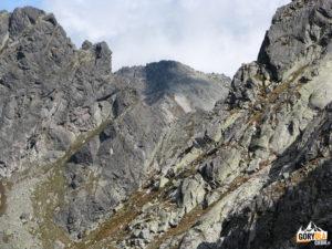 Mylna Przełęcz 2096 m