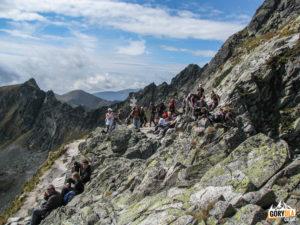 Zawrat 2159 m