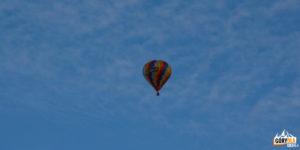 Balony nad Tatrami