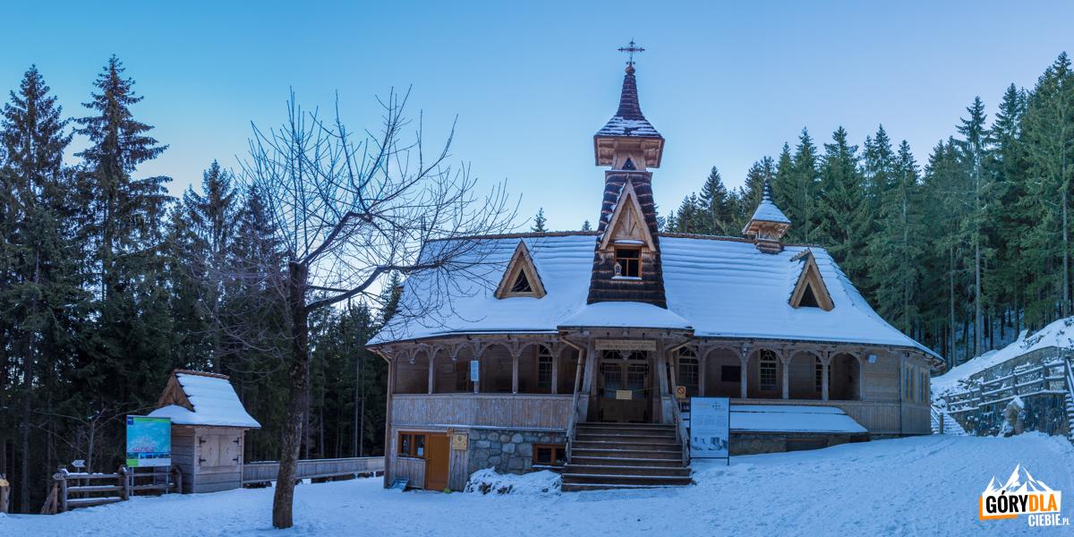 Sanktuarium Matki Boskiej Jaworzyńskiej, Królowej Tatr naWiktorówkach