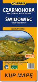 Czarnohora mapa 2012 kup