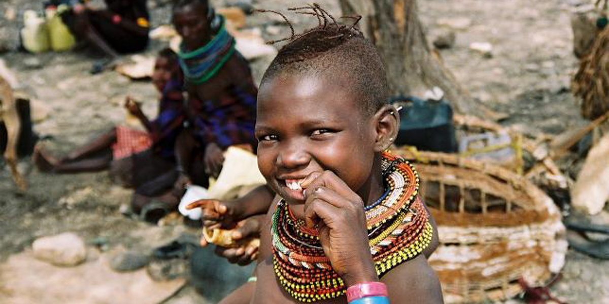 Afryka - fot.Beata Lewandowska-Kaftan