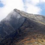 Szczyt Krywania 2494 m n.p.m. (Kriváň)