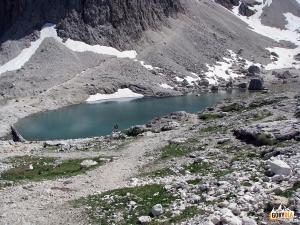 Lago di Pisciadu
