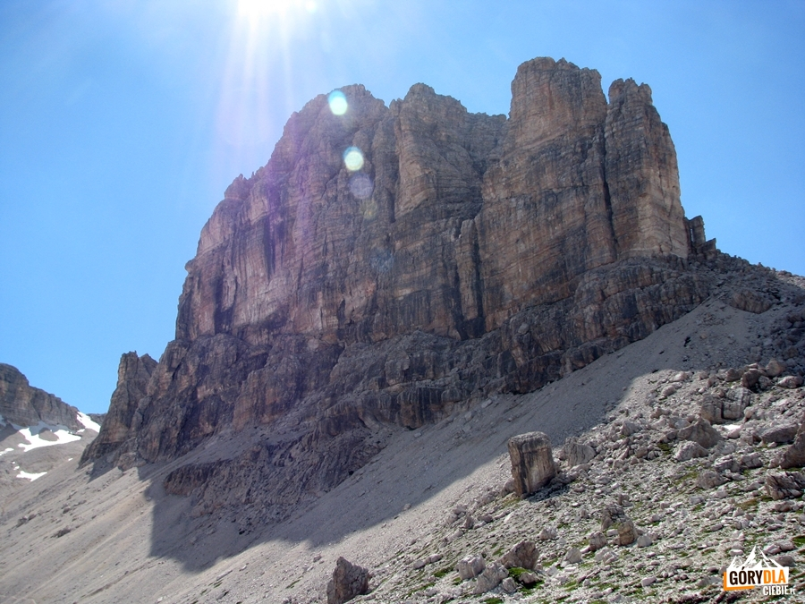 Sas da Lech 2936 m