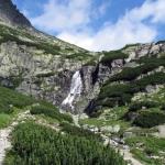 Wodospad Skok (vodopád Skok)