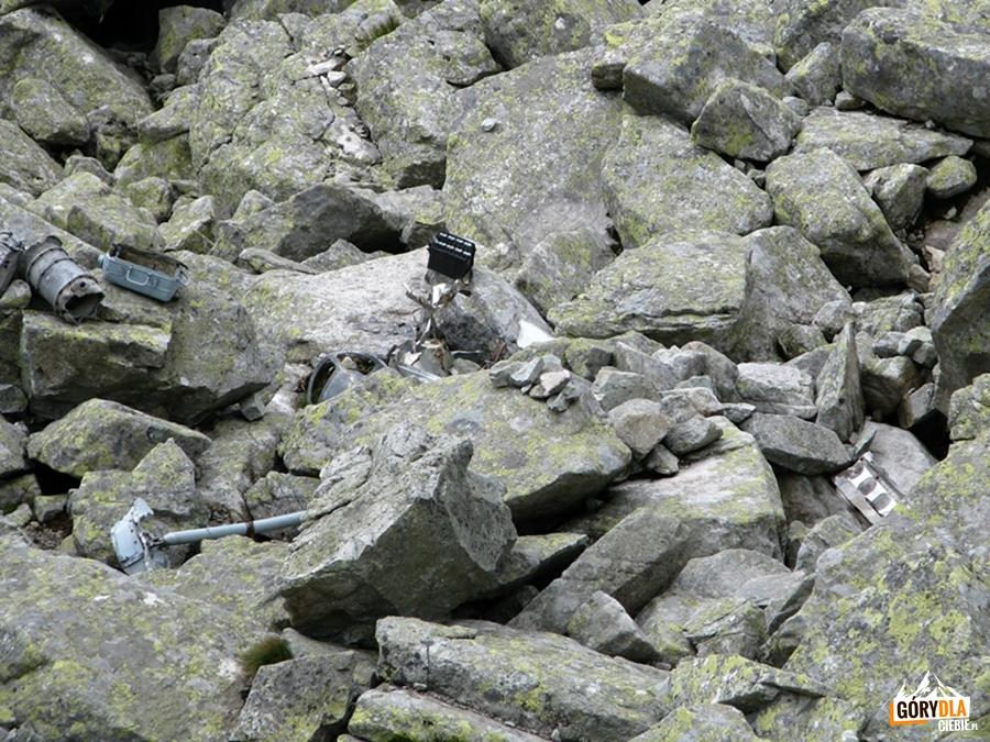 Dolina Młynicka – miejsce katastrofy śmigłowca w1979 roku