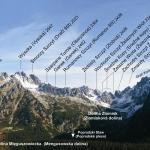 Panorama Doliny Złomisk (Zlomisková dolina)