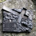 Cmentarz Symboliczny pod Osterwą - Bogusław Arendarczyk, Janusz Rybicki, Stanisław Mateja Torbiarz, Janusz Kubica