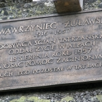 Cmentarz Symboliczny pod Osterwą - Wawrzyniec Żuławski