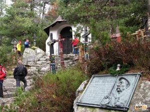 Cmentarz Symboliczny pod Osterwą - Klemens Bachleda