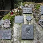 Cmentarz Symboliczny pod Osterwą - Mieczysław Karłowicz