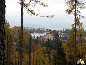 Szczyrbskie Jezioro(Štrbské Pleso)