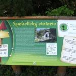 Szlak do Symbolicznego Cmentarza pod Osterwą