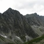 Grań Hrubego (Hrubý vrch) i Hlińską Dolinę (Hlinská dolina)