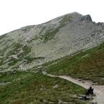 Koprowa Przełęcz Wyżnią (Vyšné Kôprovské sedlo)