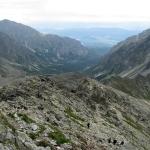 Dolina Mięguszowiecka z Koprowego Wierchu