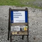 """Stacja """"Elektriczki"""" - Popradzkie Jezioro (Popradské pleso)"""
