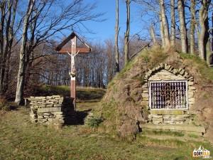 Kapliczka pod Jaworzyną Kokuszczańską