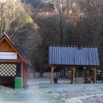 Łomnica Zdrój – plac biwakowy i rekreacyjny