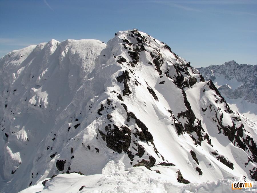 Świnica 2301 m